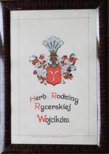 mein Wappen - Herb Wojcik